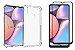 Kit Capa Anti Shock + Película de Vidro 3D Samsung Galaxy A10s Bordas Pretas - Imagem 1