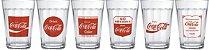 Copo Americano Linha Tempo Coca-Cola 190ml Caixa C/ 24 Unidades  - Imagem 1