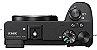 CÂMERA SONY A6600 MIRRORLESS 4K APS-C E-MOUNT (CORPO) / ILCE6600 - Imagem 2