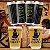 [8 latões] 1700 Blonde Ale e 2 Copos Caldereta - Imagem 1