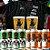 [8 latões] Refrescantes, Copos e Camiseta F* o Racismo - Imagem 1