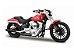 Miniatura Moto Harley Davidson Breakout 2016 - Escala 1/18 - Maisto - Imagem 1
