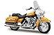 Miniatura Moto Harley Davidson Road King FLHR 1999 - Escala 1/18 - Maisto - Imagem 1