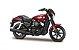 Miniatura Moto Harley Davidson Street 750 2015 1/18 em Metal Cor Vermelho - Imagem 1