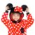 Pijama Macacão kigurumi infantil Minnie Mouse - Disney - Imagem 2