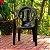 Cadeira de Plástico Arcos Preta - Imagem 2