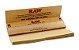 SEDA RAW KING SIZE SLIM CLASSIC + TIPS SLIM (UN) - Imagem 1