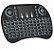 Mini Keyboard para Smart TV sem Led I8 TC-103 - Imagem 1