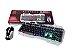 Kit Teclado Gamer + Mouse com fio KP-2054 - Knup - Imagem 1