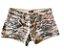 Shorts Jeans Tigrado Mandi - Imagem 1