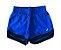 Shorts Azul e Preto Asics - Imagem 1