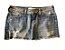 Saia Jeans Destroyed Ateen - Imagem 1