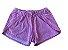 Shorts Rosa e Branco Listrado Milon - Imagem 1