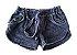 Shorts de Plush Marrom Mini Vida - Imagem 1