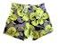 Shorts  Carter's Infantil Amarelo e Cinza - Imagem 1
