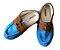 Sapato Jeans e Marrom Perkids - Imagem 1