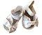 Sandália Branca Teddy Boom - Imagem 1