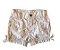 Shorts Verde com Florzinha Teddy Boom - Imagem 1
