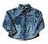 Camisa Jeans Tommy Hilfinger - Imagem 1