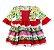 Vestido Festa Junina Infantil - Imagem 1