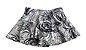 Shorts Saia Track&Field Infantil Branco com Folhagem  - Imagem 1