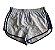 Shorts Nike Feminino Tons de Azuis - Imagem 1