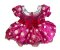 Fantasia Minnie Pink - Imagem 1