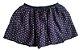 Saia Ralph Lauren Infantil Azul Marinho com Florzinhas - Imagem 1