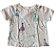Blusa Zara Listrada Bailarina - Imagem 1