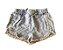Shorts Jeans ZARA Infantil Molinho com Renda - Imagem 1