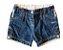 Shorts Jeans CHICCO Escuro Molinho - Imagem 1