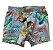 Shorts MARISOL Azul Claros com Tucanos - Imagem 1