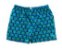 Shorts L'ÉTÉ Verde, Azul e Preto Tigre - Imagem 1