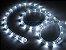 Mangueira de LED Redonda Branco Frio Por Metro - Imagem 2