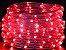 Mangueira de LED Redonda Vermelha Por Metro - Imagem 2