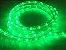 Mangueira de LED Redonda Verde Por Metro - Imagem 2