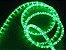 Mangueira de LED Redonda Verde Por Metro - Imagem 1