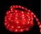 MANGUEIRA LED VERMELHA ESPECIAL ICE LIGHT CORRUGADA - Imagem 3
