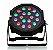 Refletor Par64 18 Led Rgb Dmx - Iluminação de Festa - Imagem 1