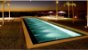Luminária Para Piscina 9W -  Branco Frio - 125MM - Cromado - Imagem 3