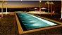 Luminária Para Piscina 9W -  Luz RGB- 125MM - Cromado - Imagem 8