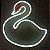 Fita LED Tubo Neon Branco Frio Blindada 5M 12V  - Imagem 3