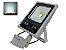 Refletor Holofote de LED 30W c/Sensor de Presença Branco Frio A prova d'água - Imagem 1