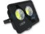 Refletor Holofote De LED Com Lente 100W Branco Frio IP65 - Imagem 1