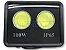 Refletor Holofote De LED Com Lente 100W Branco Frio IP65 - Imagem 2