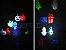 Outdoor de Lâmpada de Projeção com 10 tipos de Desenhos Bivolt - Imagem 2