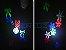 Outdoor de Lâmpada de Projeção com 10 tipos de Desenhos Bivolt - Imagem 6