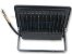 Mini Refletor Holofote De LED 100W Branco Frio Floodlight A Prova d'água  - Imagem 4