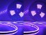 Mangueira Neon de LED Dupla 5 Metros RGB com controle 12V - Imagem 8