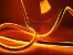 Mangueira Neon de LED Dupla 5 Metros Laranja 12V - Imagem 2